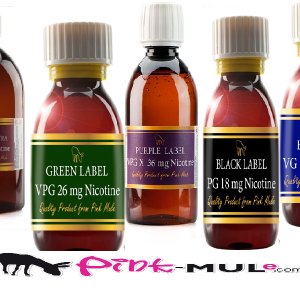 ΒΑΣΗ Pink Mule Label 100ml