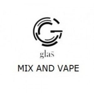 Glas Mix And Vape