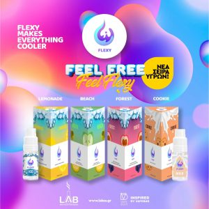 FLEXY FLAVORSHOTS 60ML